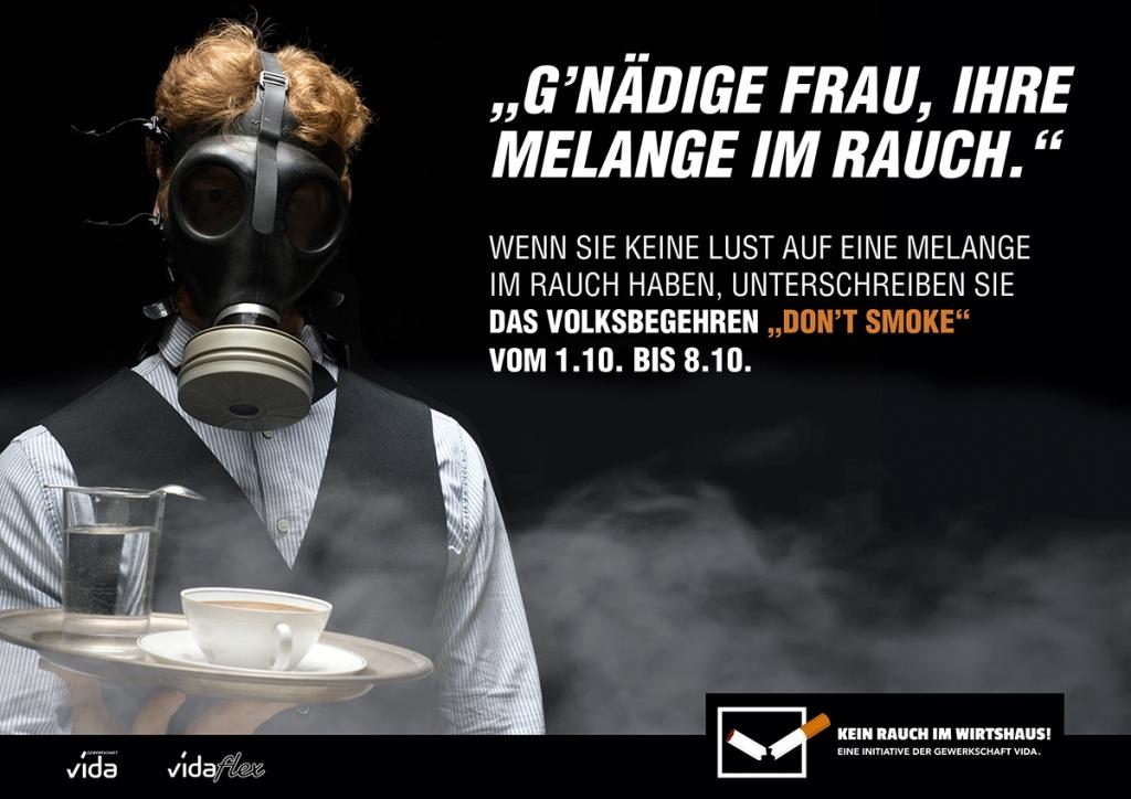 Don't Smoke Campaign