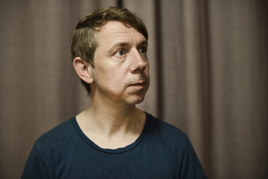 Gilles Peterson by Daniel Shaked